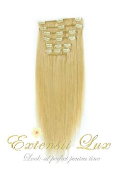 Extensii par Clip-on Blond Miere #24