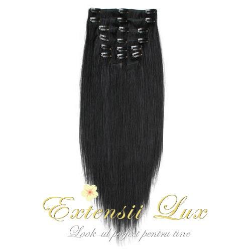 Extensii Par Clip On Black Collection 1