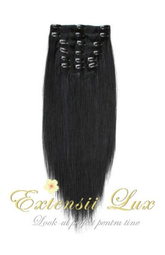 Extensii DeLuxe Clip On Black Collection #1