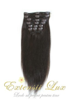 Extensii DeLuxe Clip On Black Collection #2