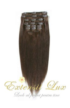 Extensii DeLuxe Clip On Black Collection #4