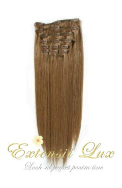 Extensii DeLuxe Clip On Black Collection #7