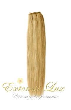 Extensii cusute Blond Aluna #12