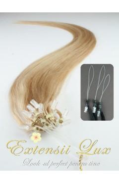 Extensii microring Blond Aluna #12