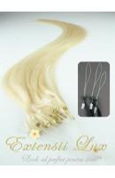 Extensii microring Blond Deschis #60